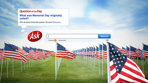 Memorial Day 2010 & Logos From The Search Industry