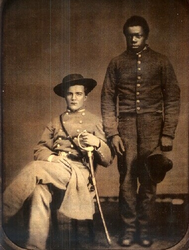 Petersburg Black Confederates