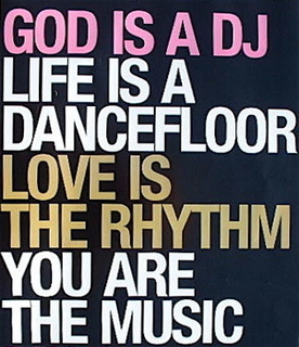 God is a dj /Joie De Vivre
