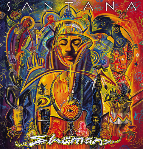 Carlos Santana : SOUL ART on the Behance Network