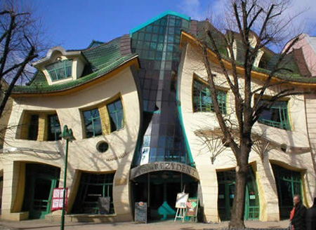 Unusual and Creative Buildings