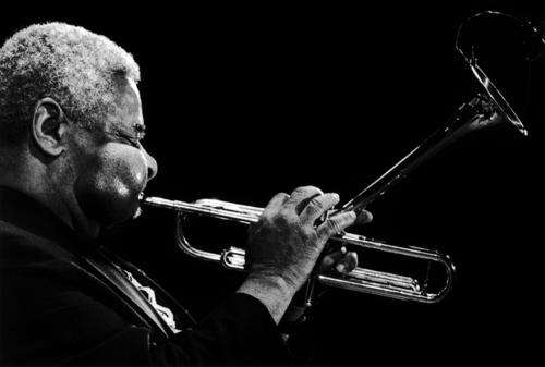Dizzy Gillespie en action