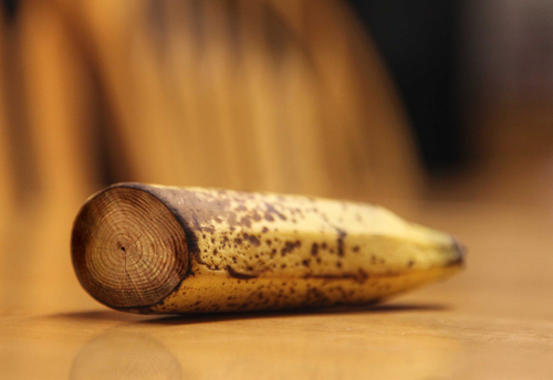 Galleries / Print / Chad Hagen - woody banana | Fubiz™