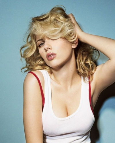 Scarlett johannson for Esquire - WE ARE!