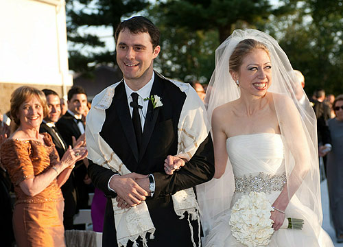 Chelsea Clinton: Chelsea Clinton marries Marc Mezvinsky - latimes.com
