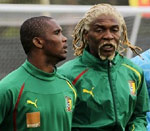 Eto'o écrit à Rigobert Song - Camfoot.com