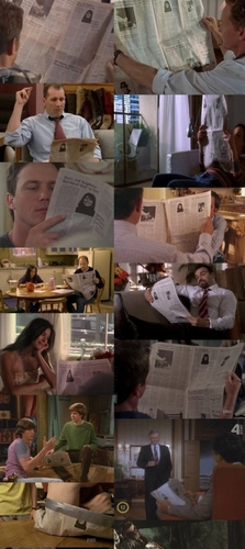 LOL: The Recurring Prop Newspaper