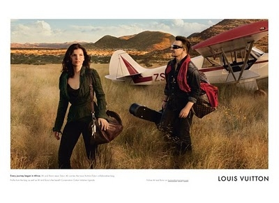 iMarin.net: Bono and Ali Hewson starring the new LV Campaign