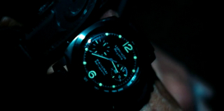 Silvester Stallone's Watch in The Expendables!!
