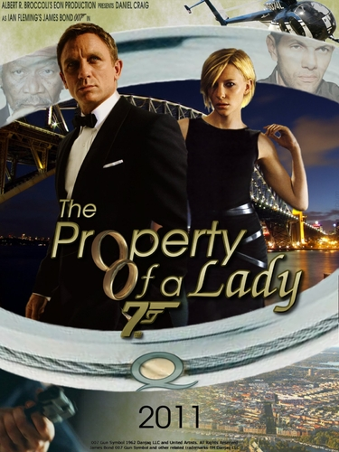 James Bond - The Property of a Lady