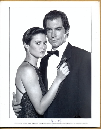 James Bond - Timothy Dalton