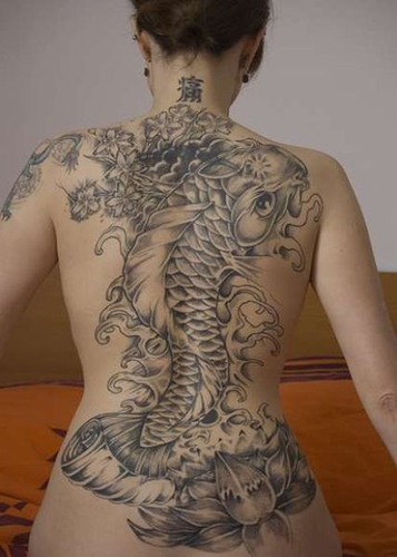 Japanese Tattoos (13 pics) » Izismile - Pictures, videos, games and more