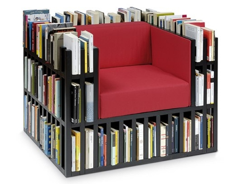 Bibliochase Book Chair