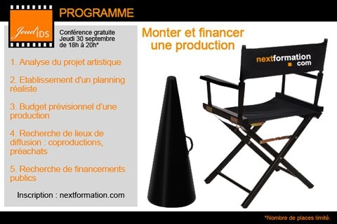 Monter et financer une production