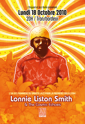 Lonnie Liston Smith en concert le 18/10 au Transbordeur