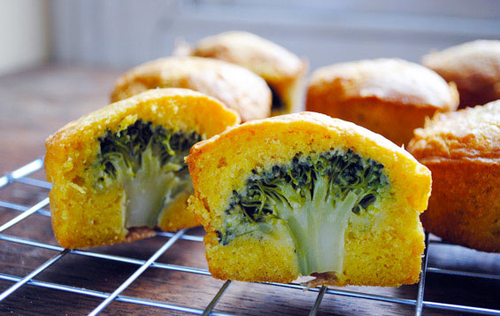 Guest Curator: On Creativity and Savoury Broccoli Cakes