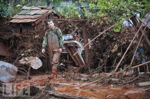 Toxic Mud Kills Four in Hungary - Photo - LIFE