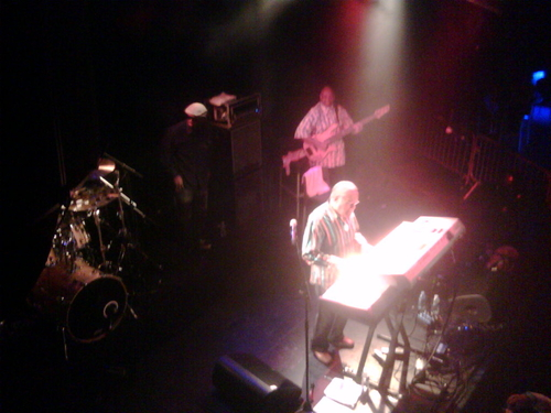 Lonnie Liston Smith en direct live au Transbordeur...