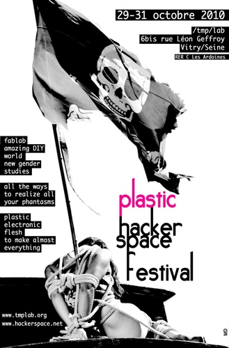 Plastic Hacker Space Festival is coming! | 29-31 oct.