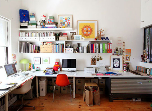 Creative Home Offices Inspiration Gallery