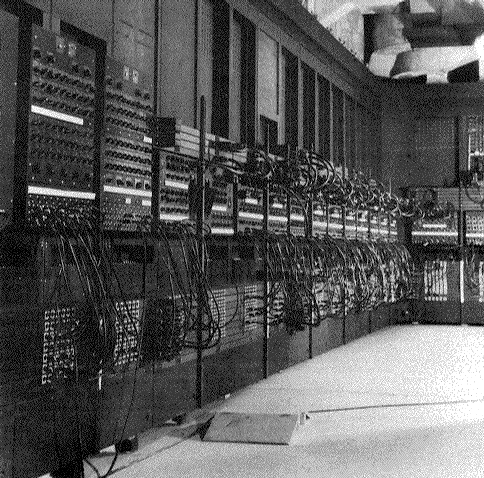 Eniac le premier ordinateur - Invention premier ordinateur ...