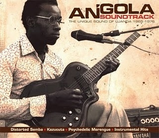 ANALOG AFRICA No.9 - Angola Soundtrack - The Unique Sound Of Luanda (1968-1976)