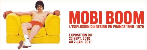 Mobi Boom, l'explosion du design en France 1945-1975 - Les Arts Décoratifs - Site officiel