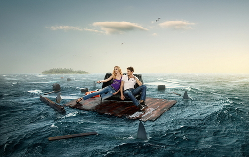 Creative Advertising Photography by Pawel Fabjanski