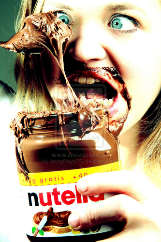 nutella addict !