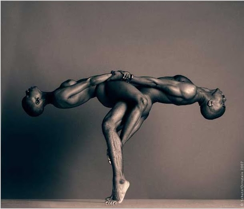 Photographie de Howard Schatz