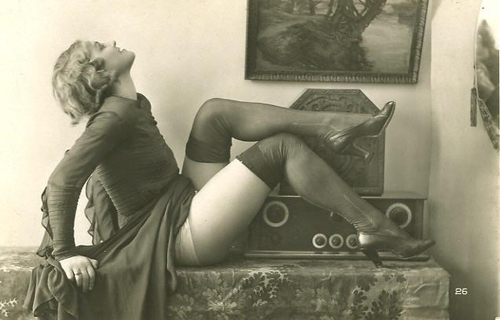 Erotic Art A to Z » Vintage Erotic