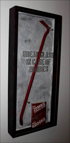 In Case of Zombies… [Pic]