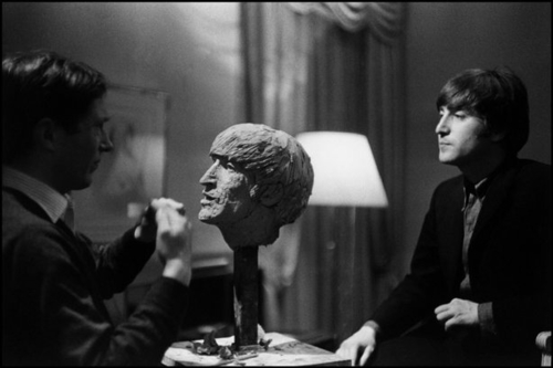 Today's Pictures: John Lennon Remembered