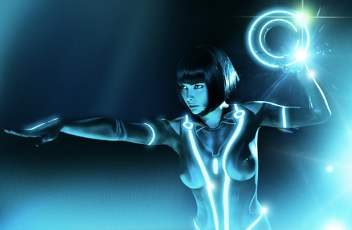 Tron by Playboy