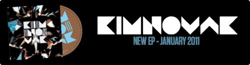 kIM NOVAk new EP - January 2011