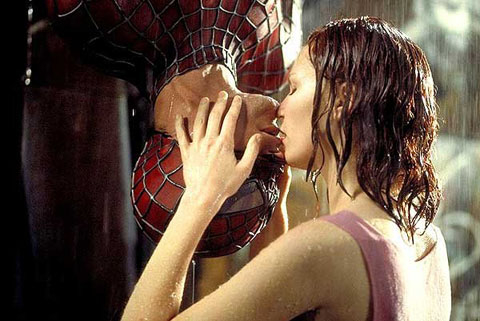 Spiderman Kiss..^*^