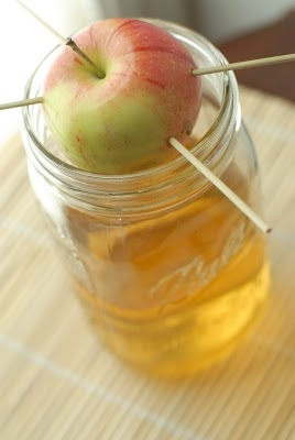 Apple-Infused Vodka