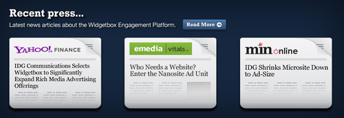 Make custom mobile apps, web widgets, and rich media ads — Widgetbox