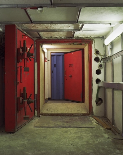 Inside London's Secret Crisis-Command Bunker