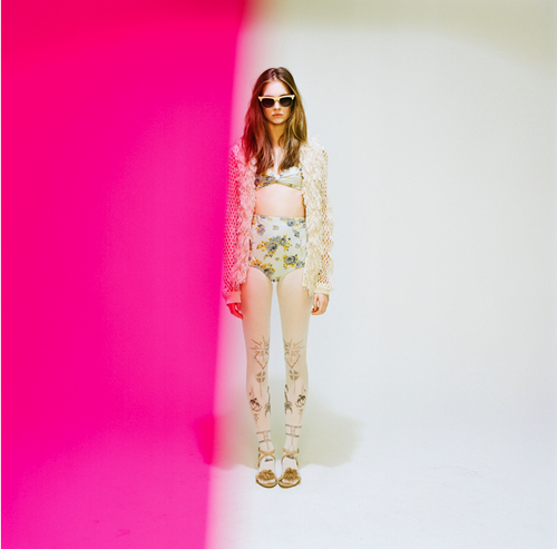 Rodarte Collaborates with Opening Ceremony AND Deerhunter in One Week