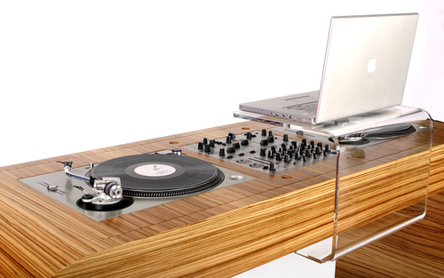 hoerboard gallery - dj furniture and dj stands