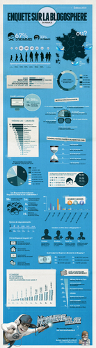 ENQUETE BLOGOSPHERE FRANCOPHONE 2010 | SITE GEEK et HIGH-TECH NWE