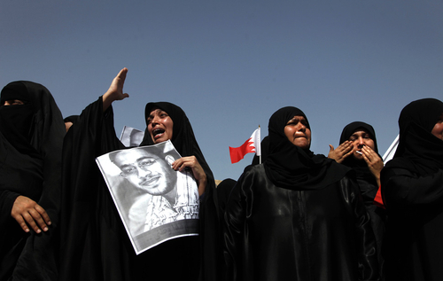 Unrest continues in Bahrain; dozens are wounded - Framework - Photos and Video - Visual Storytelling