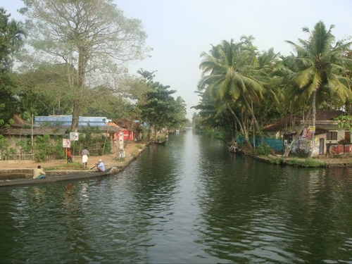 Backwaters~ #india2011
