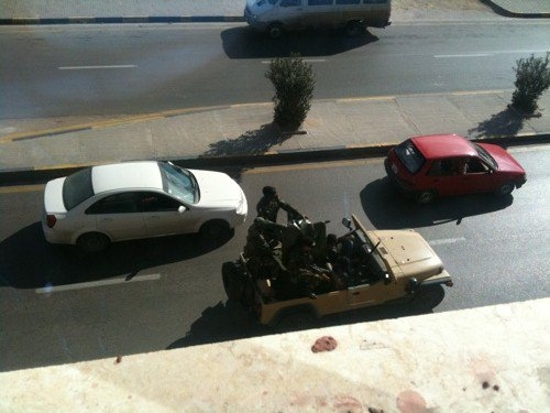 Pictures of the African Mercenaries that are killing civilians in tripoli libya
