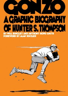 Gonzo: A Graphic Biography of Hunter S. Thompson | The Drone