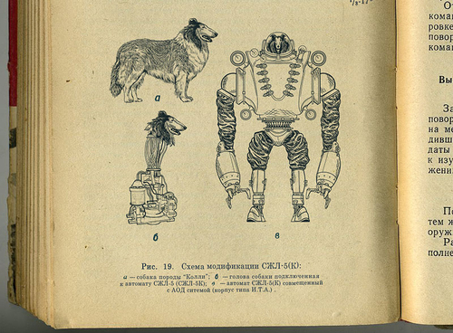 The Russian Robot Dog