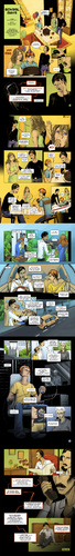 Daily deviation : School Days Comic by *Teakster on deviantART
