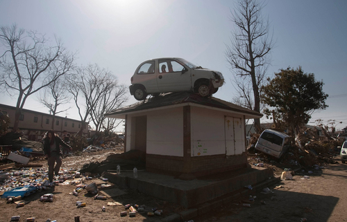 Japan Earthquake Aftermath - Alan Taylor