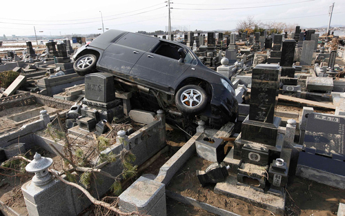 Japan Earthquake: Two Weeks Later